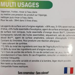 Nettoyant Multi-usages 750g